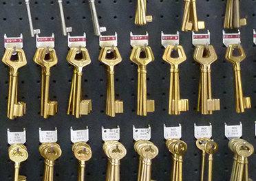 Fabrication de clefs à Libourne